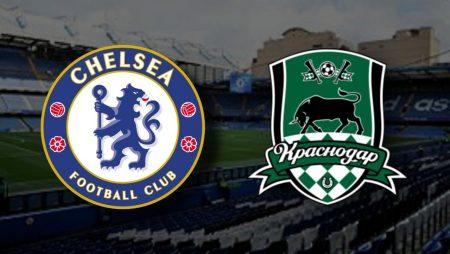 Apostas Chelsea x Krasnodar Liga dos Campeões 08/12/2020