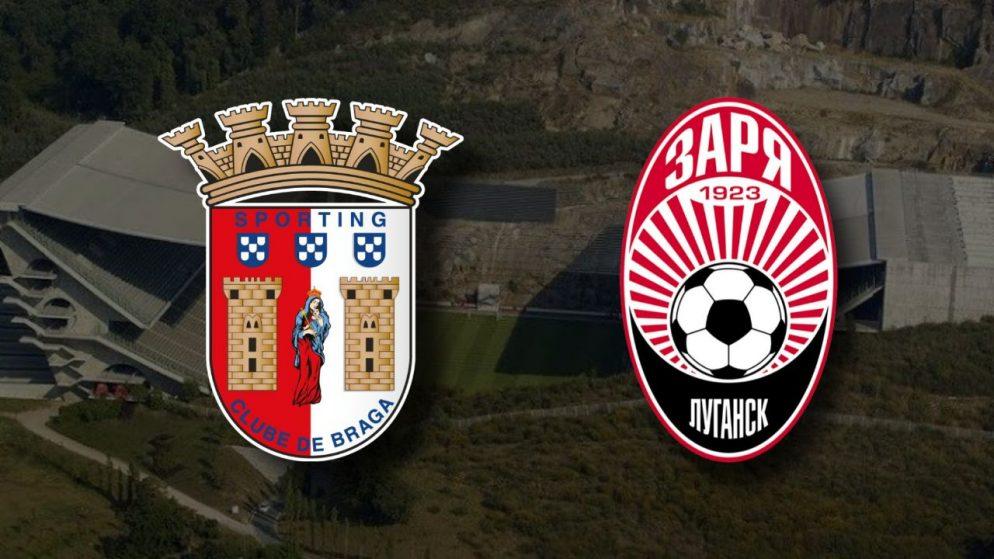 Apostas Braga x Zorya Liga Europa 10/12/2020