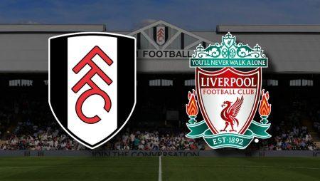 Apostas Fulham x Liverpool Premier League 13/12/2020