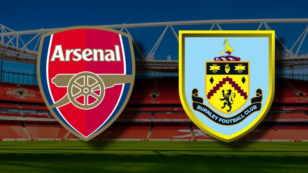 Apostas Arsenal x Burnley Premier League 13/12/2020