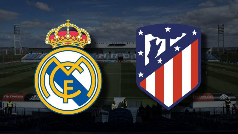 Apostas Real Madrid x Atlético de Madrid La Liga 12/12/2020