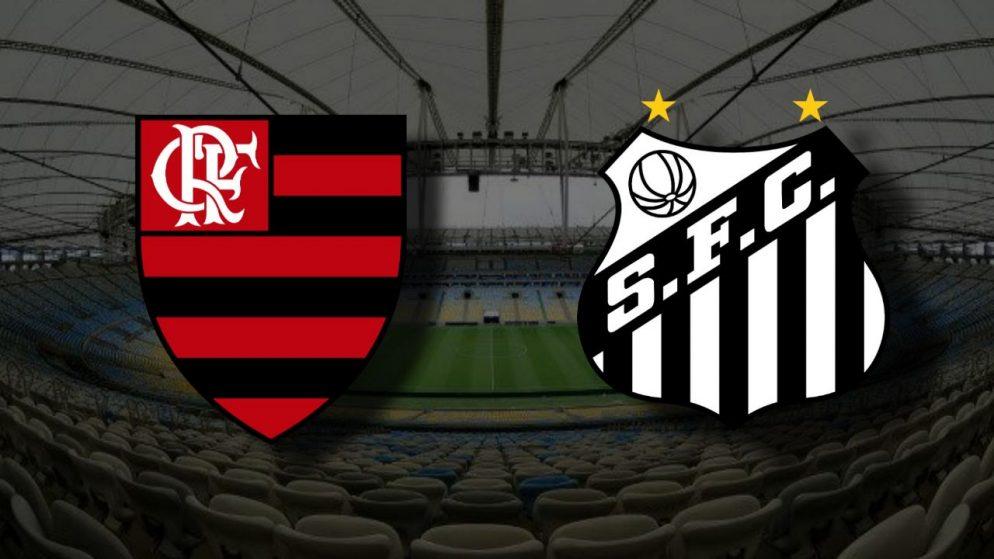 Apostas Flamengo x Santos Brasileirão 13/12/2020