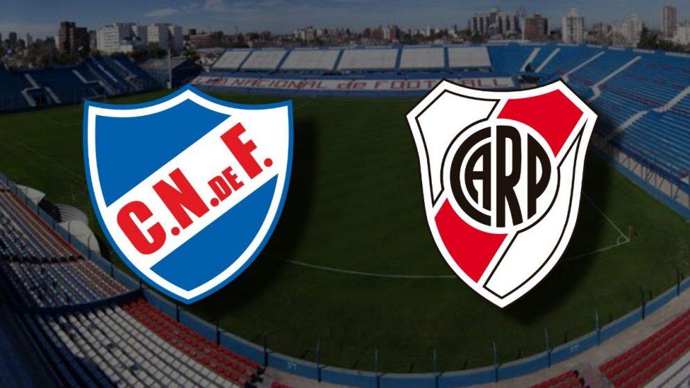 Apostas Nacional x River Plate Libertadores da América 17/12/2020