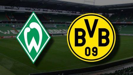 Apostas Werder Bremen x Borussia Dortmund Bundesliga 15/12/2020