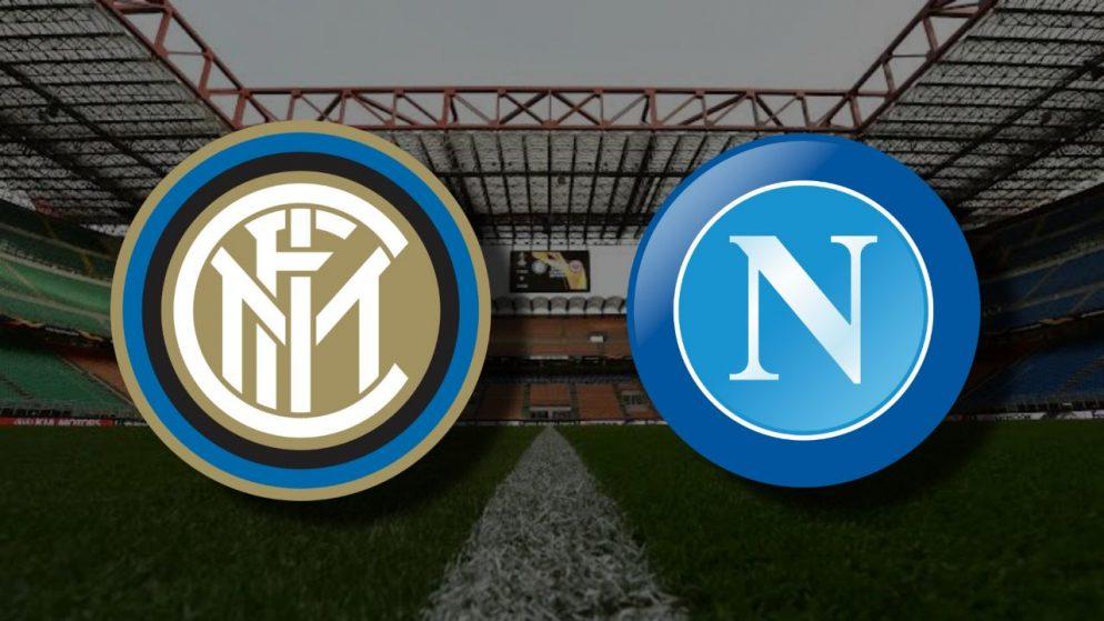 Apostas Inter de Milão x Napoli Campeonato Italiano 16/12/2020