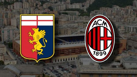 Apostas Genoa x Milan Campeonato Italiano 16/12/2020