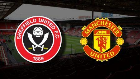Apostas Sheffield x Manchester United Premier League 17/12/2020