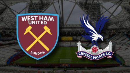 Apostas West Ham x Crystal Palace Premier League 16/12/2020
