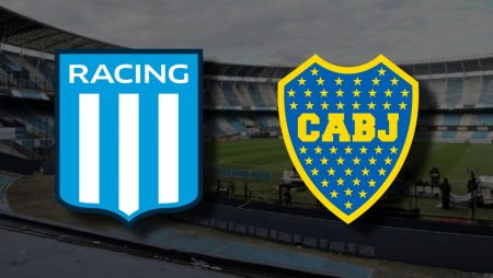 Apostas Racing x Boca Juniors Libertadores da América 16/12/2020