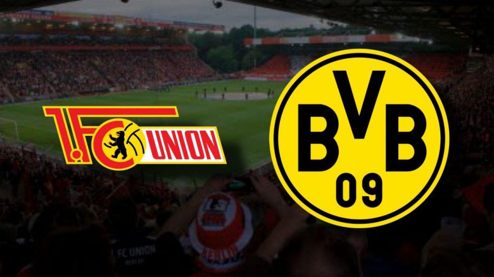 Apostas União Berlin x Borussia Dortmund Bundesliga 18/12/2020