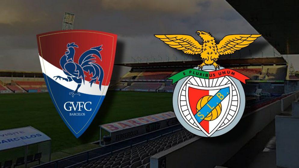 Apostas Gil Vicente x Benfica Campeonato Português 20/12/2020
