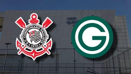Apostas Corinthians x Goiás Brasileirão 21/12/2020