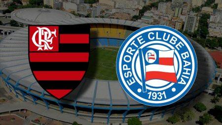 Apostas Flamengo x Bahia Brasileirão 20/12/2020