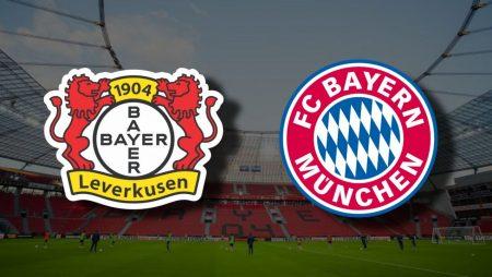 Apostas Bayer Leverkusen x Bayern de Munique Bundesliga 19/12/2020