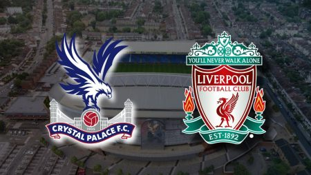 Apostas Crystal Palace x Liverpool Premier League 19/12/2020