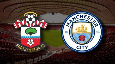 Apostas Southampton x Manchester City Premier League 19/12/2020