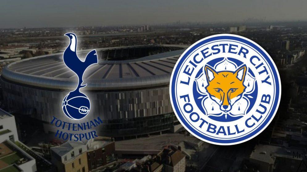 Apostas Tottenham x Leicester Premier League 20/12/2020