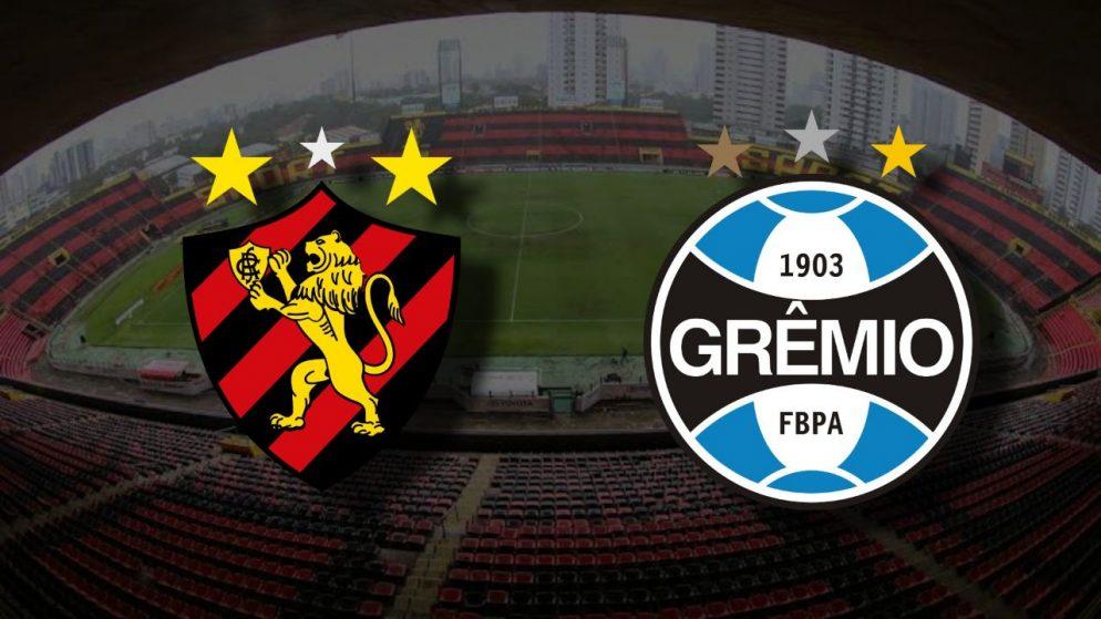 Apostas Sport x Grêmio Brasileirão 19/12/2020