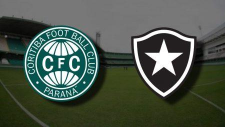 Apostas Coritiba x Botafogo Brasileirão 19/12/2020