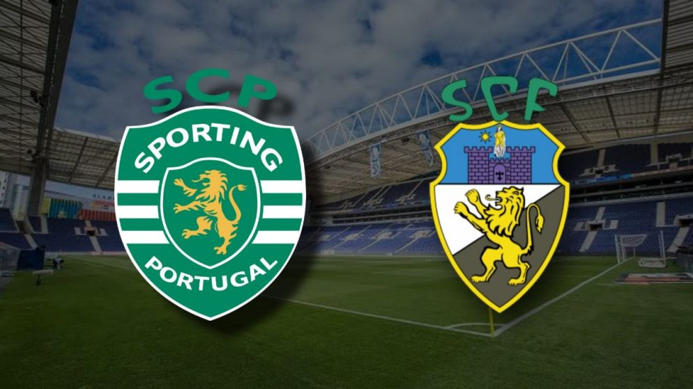 Apostas Sporting x Farense Campeonato Português 19/12/2020