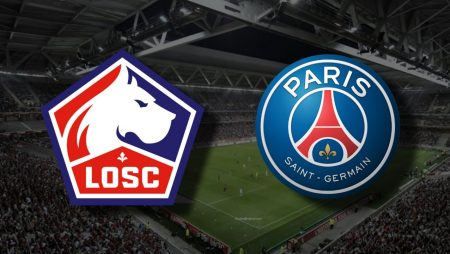 Apostas Lille x PSG Campeonato Francês 20/12/2020