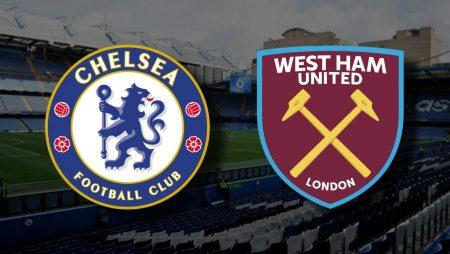 Apostas Chelsea x West Ham Premier League 21/12/2020