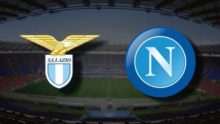 Apostas Lazio x Napoli Campeonato Italiano 20/12/2020