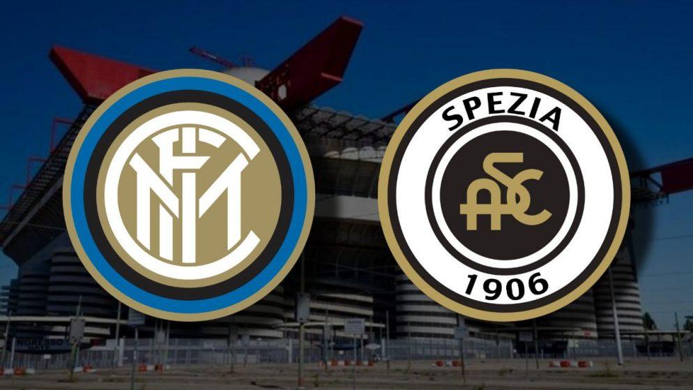 Apostas Inter de Milão x Spezia Campeonato Italiano 20/12/2020