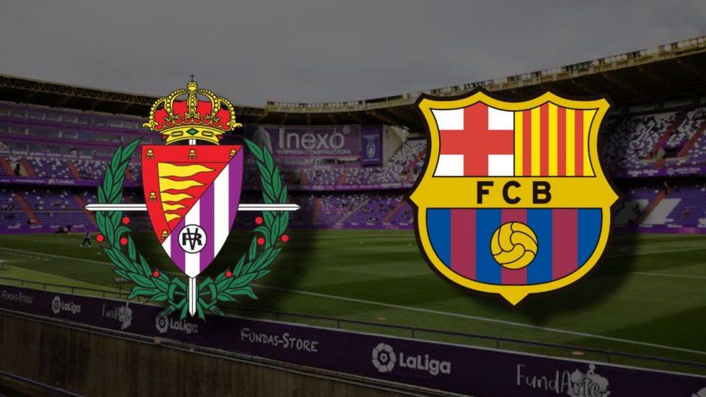 Apostas Real Valladolid x Barcelona La Liga 22/12/2020