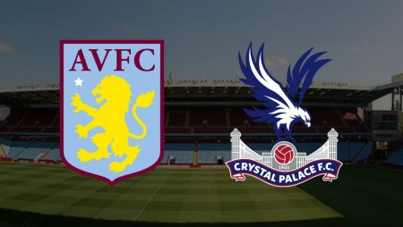 Apostas Aston Villa x Crystal Palace Premier League 26/12/2020