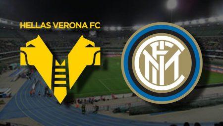 Apostas Verona x Inter de Milão Campeonato Italiano 23/12/2020