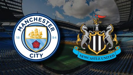 Apostas Manchester City x Newcastle Premier League 26/12/2020