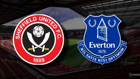 Apostas Sheffield x Everton Premier League 26/12/2020