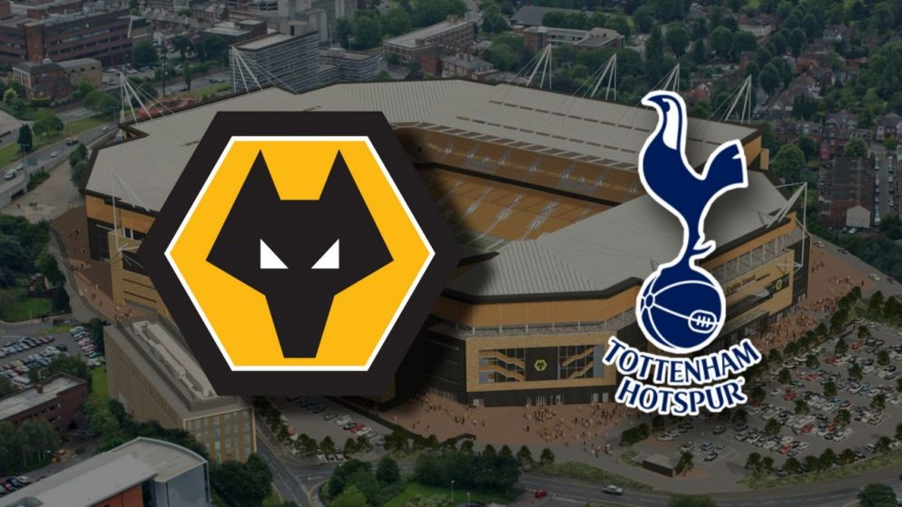 Apostas Wolverhampton x Tottenham Premier League 27/12/2020