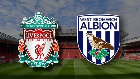 Apostas Liverpool x West Bromwich Premier League 27/12/2020