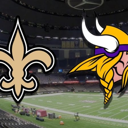 Apostas Saints x Vikings NFL 25/12/2020