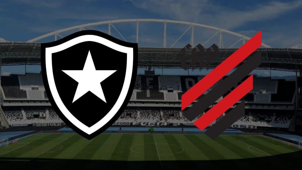 Apostas Botafogo x Athletico Paranaense Brasileirão 06/01/2021