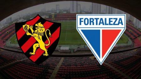 Apostas Sport x Fortaleza Brasileirão 06/01/2021