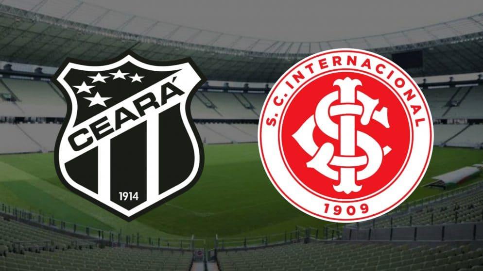 Apostas Ceará x Internacional Brasileirão 07/01/2021