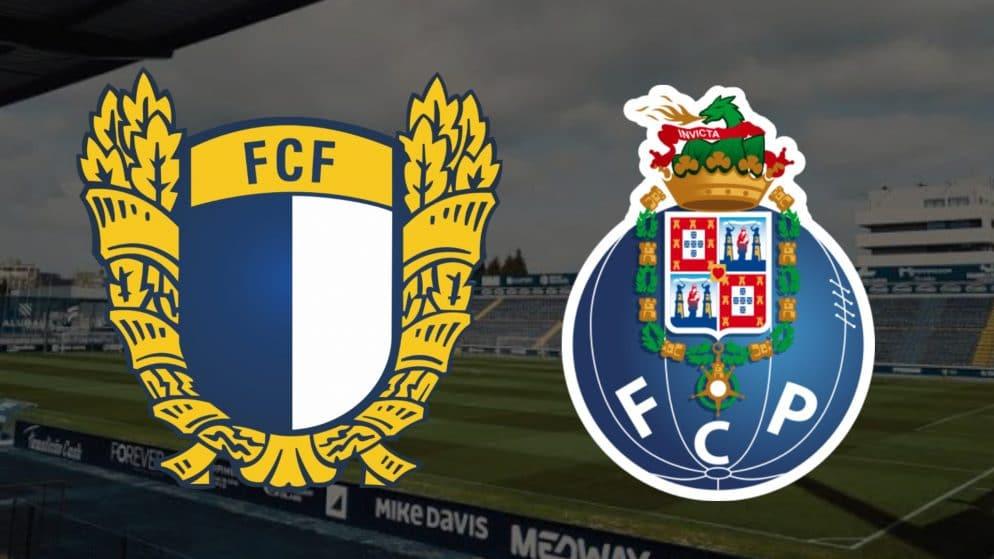 Apostas Famalicão x FC Porto Campeonato Português 08/01/2021