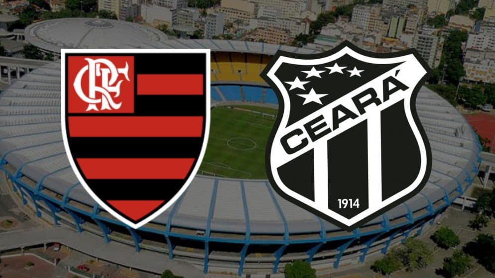 Apostas Flamengo x Ceará Brasileirão 10/01/2021