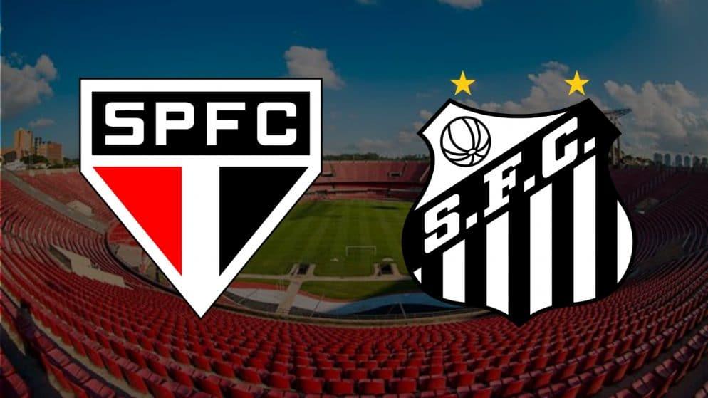 Apostas São Paulo x Santos Brasileirão 10/01/2021