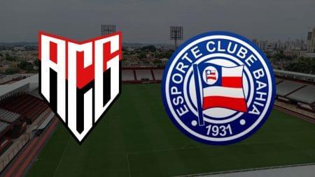 Apostas Atlético Goianiense x Bahia Brasileirão 10/01/2021