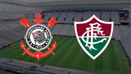 Apostas Corinthians x Fluminense Brasileirão 13/01/2020