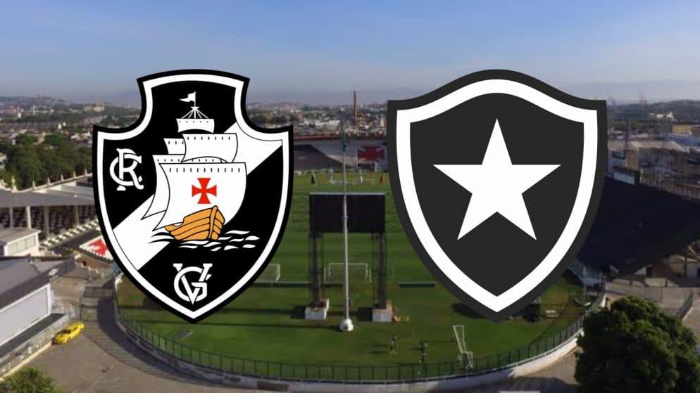 Apostas Vasco x Botafogo Brasileirão 10/01/2021