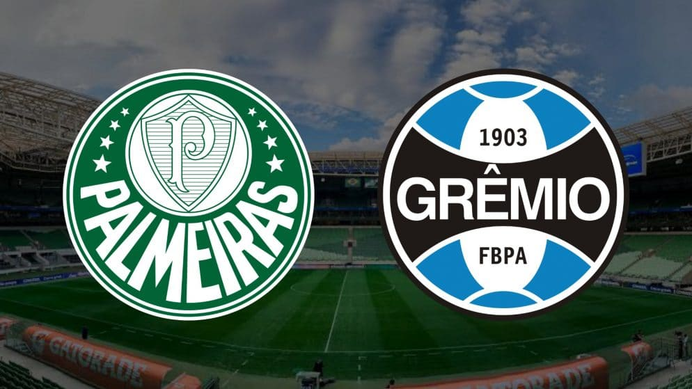 Apostas Palmeiras x Grêmio Brasileirão 15/01/2021