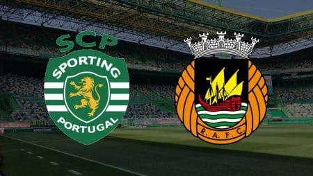 Apostas Sporting x Rio Ave Campeonato Português 15/01/2021