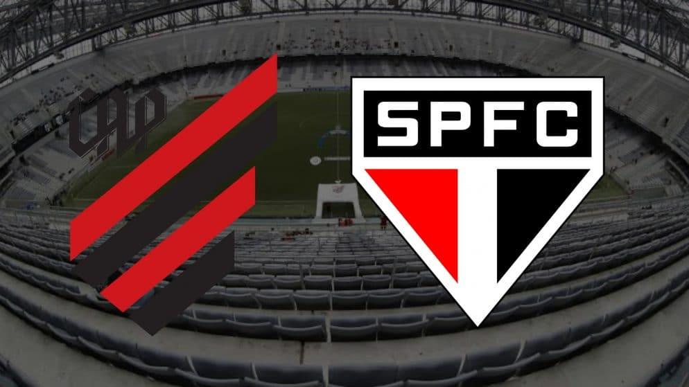 Apostas Athletico Paranaense x São Paulo Brasileirão 17/01/2021