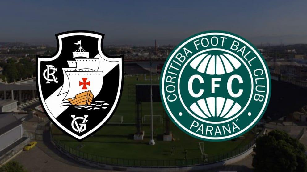 Apostas Vasco x Coritiba Brasileirão 16/01/2021