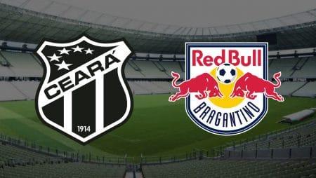 Apostas Ceará x Red Bull Bragantino Brasileirão 17/01/2021